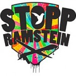"Logo der Initiative ""Stopp Ramstein"""