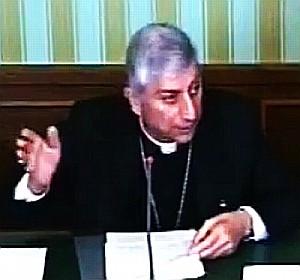 Foto des Erzbischofs Joseph Tobji