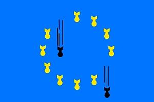 EU-Flagge für Steinmeier