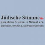 Logo: Jüdische Stimme für gerechten Frieden in Nahost e. V.